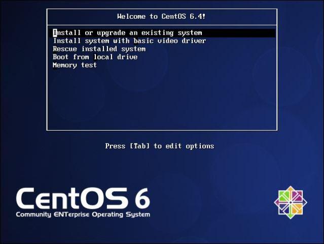 CentOS_Install1