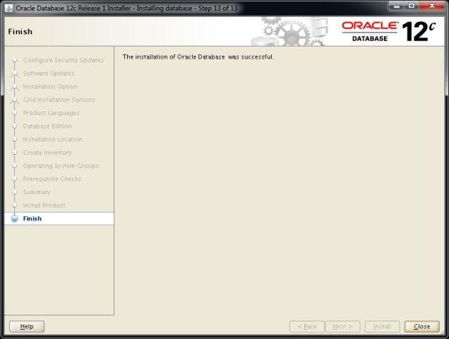 DB12c_Install_ol_16