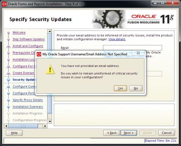 OracleFMInstall_11